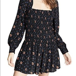 Free People-Two Faces Mini Dress